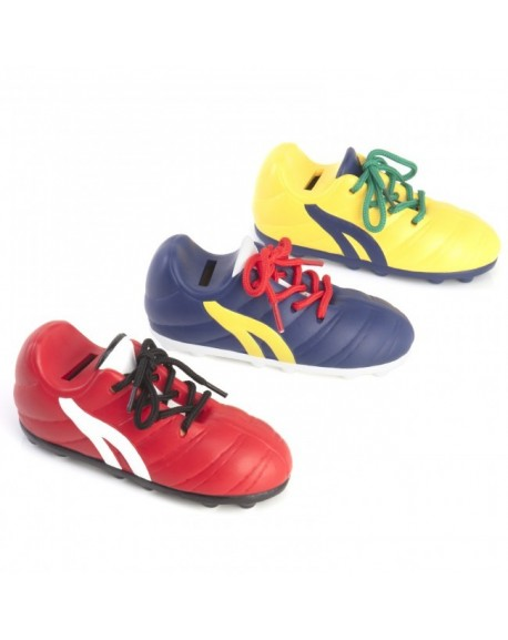 Hucha bota de fútbol (Disponible el 23 de Agosto)